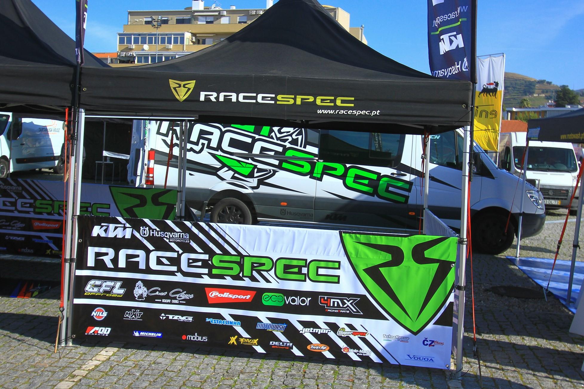 Team Racespec em fim-de-semana positivo
