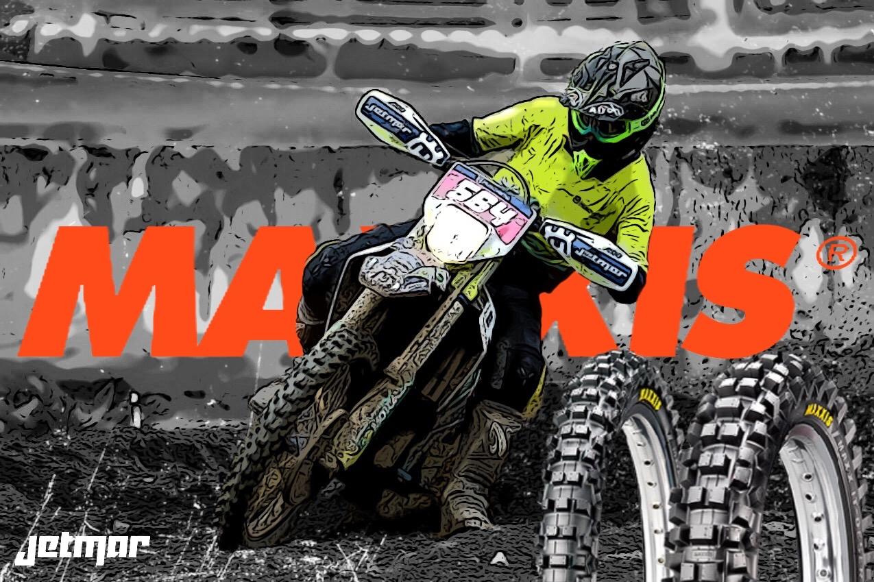 Maxxis Tires apoia formação Jetmar