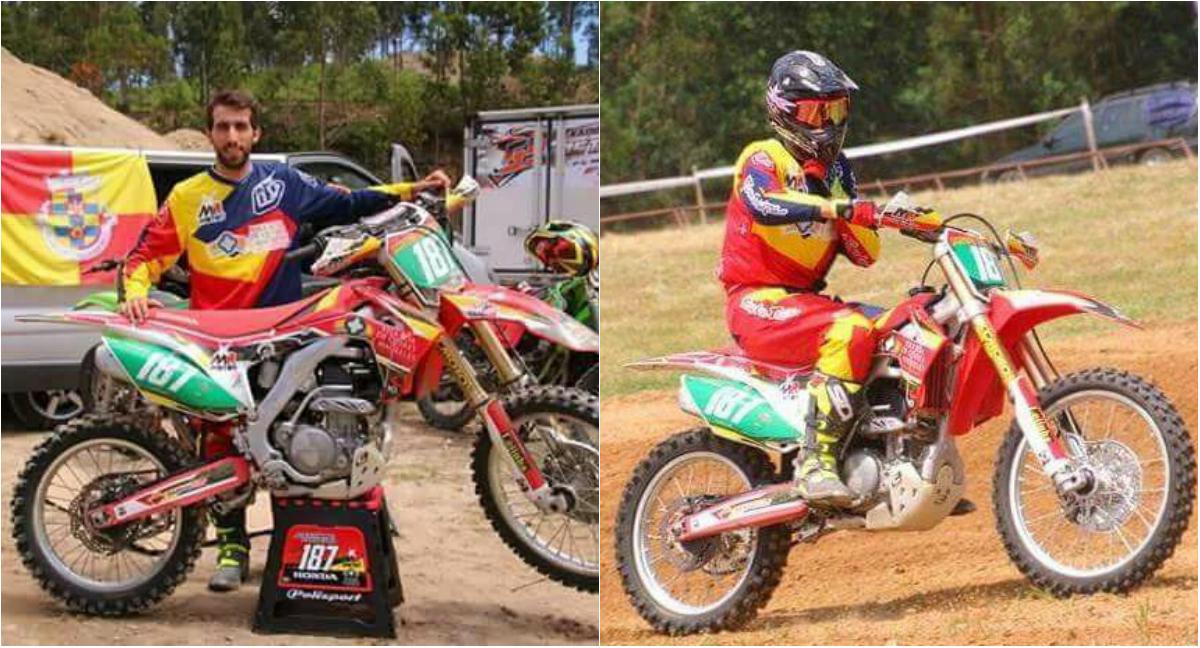 FFRacing com Alexandre Ferreira no Troféu Norte de Motocross