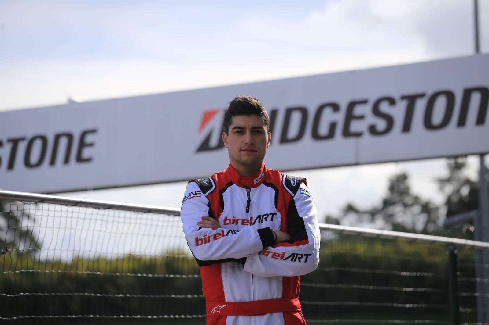 Tiago Teixeira regressa em força à competição