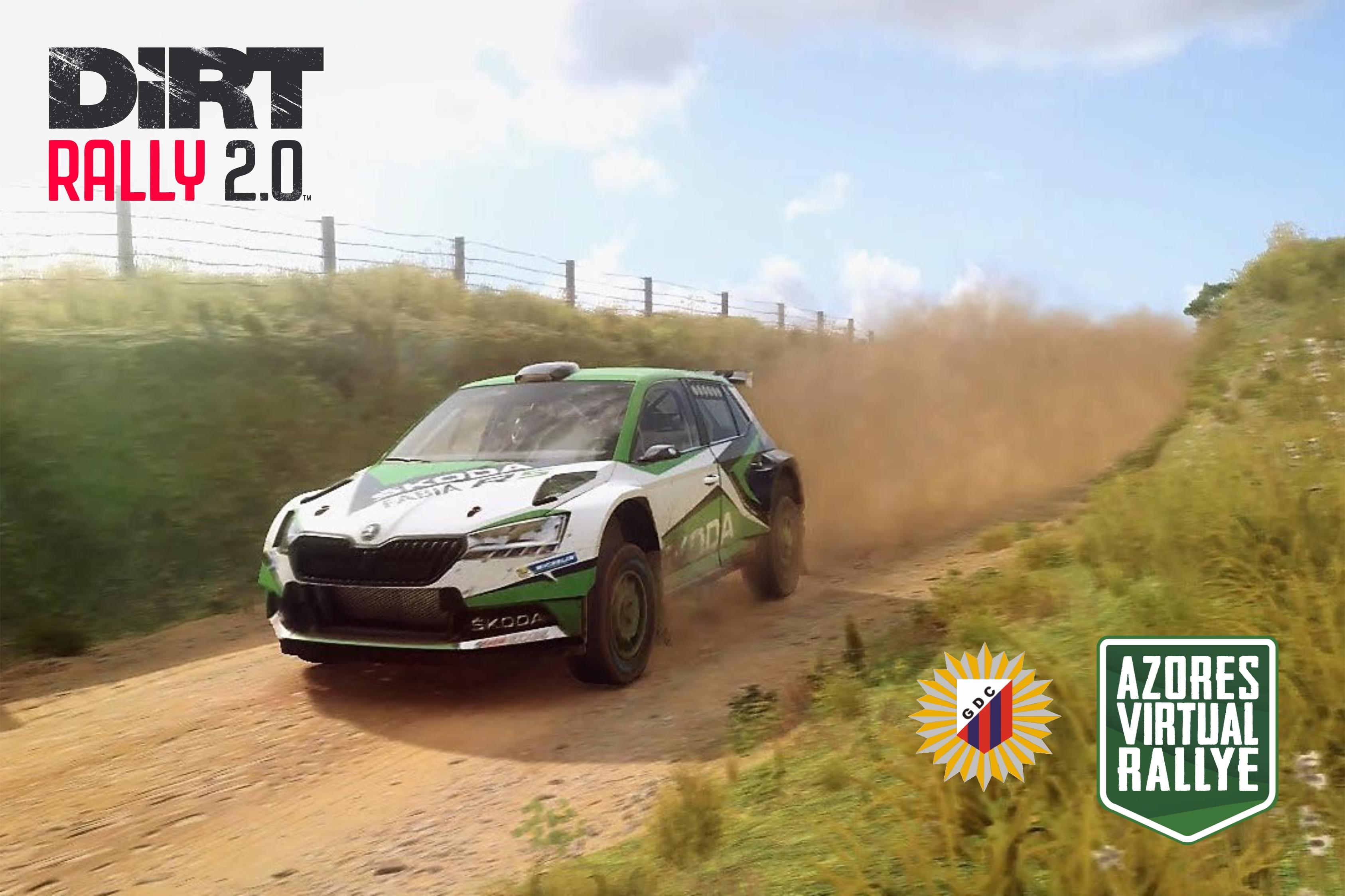 Azores Virtual Rallye 2020