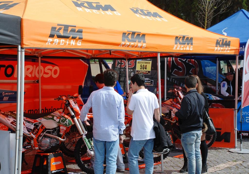 Motobrioso|KTM|Galp aposta em várias frentes