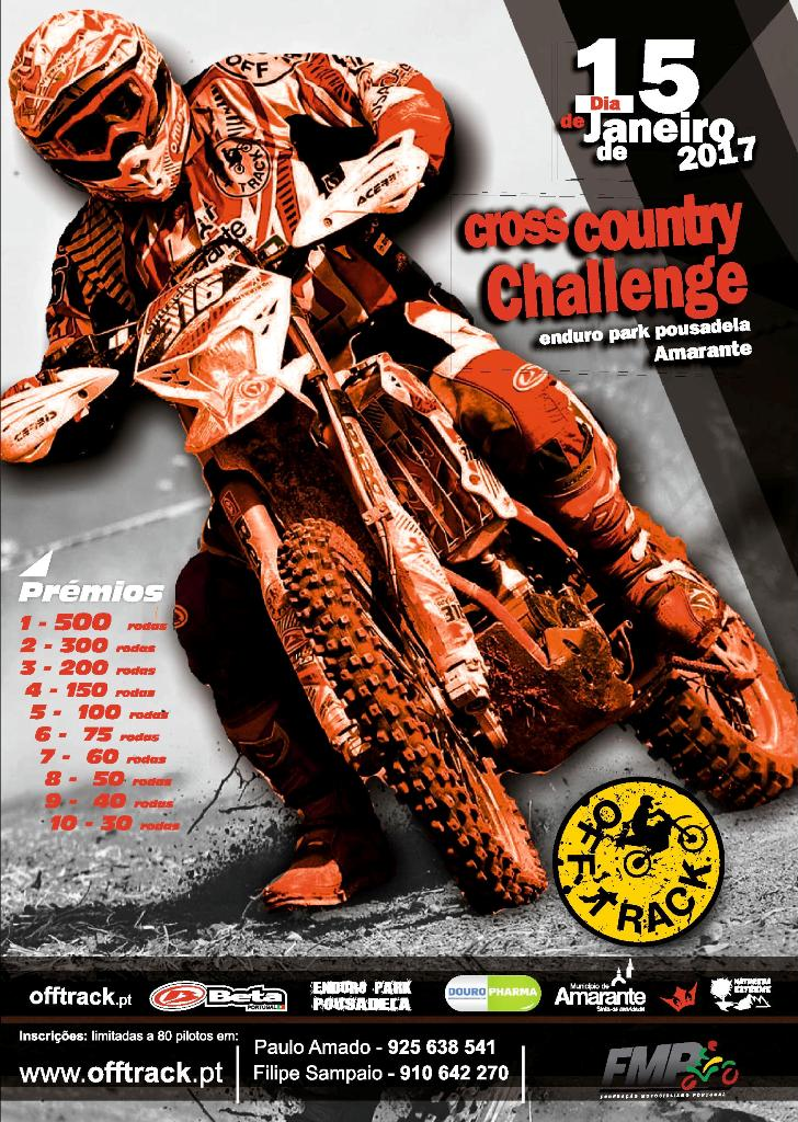 II Offtrack Cross-Country Challenge – EnduroPark – Pousadela