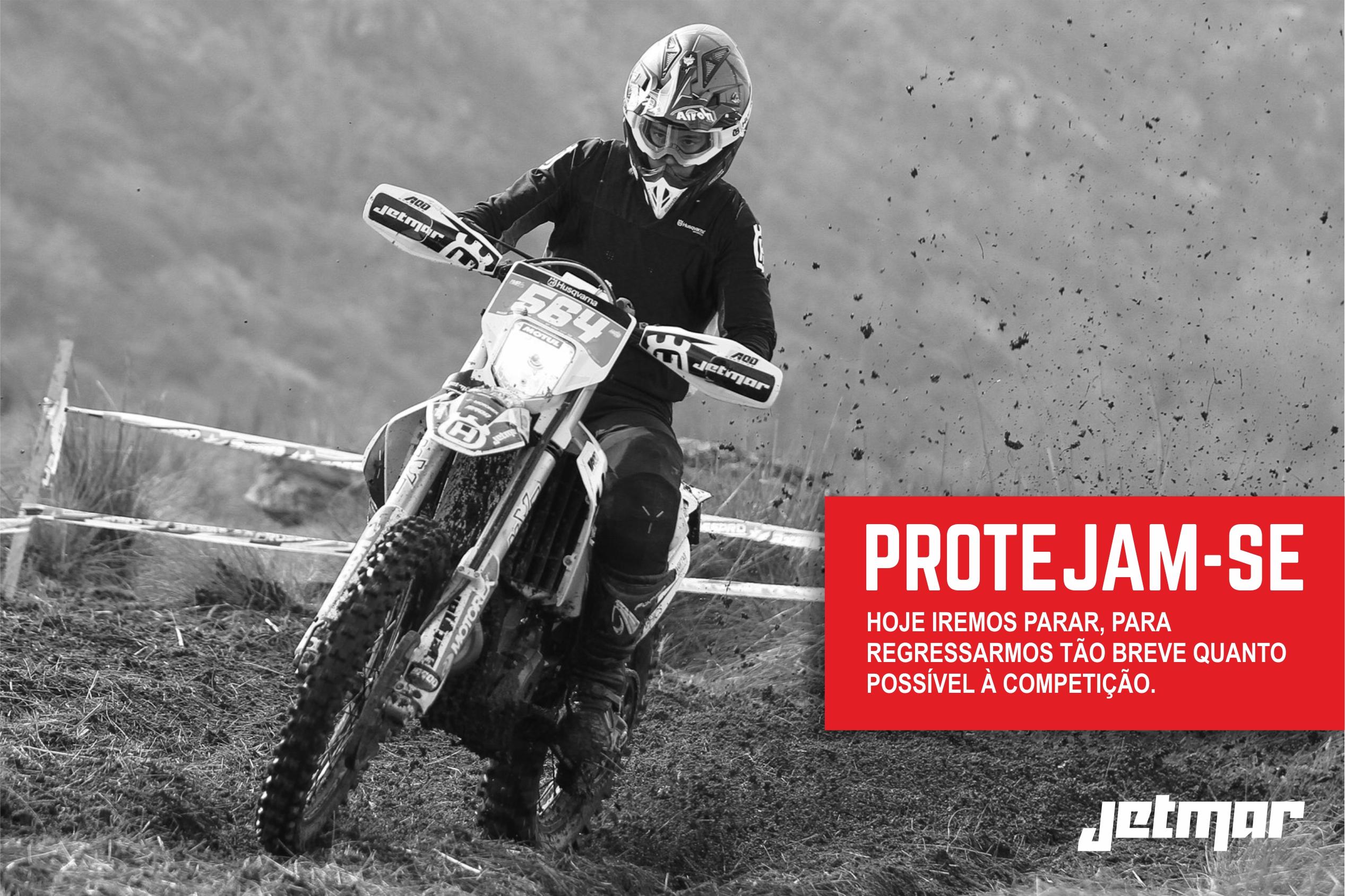 Team Jetmar proíbe treinos de mota