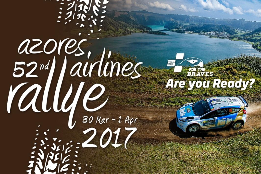 52ª edição Azores Airlines Rallye