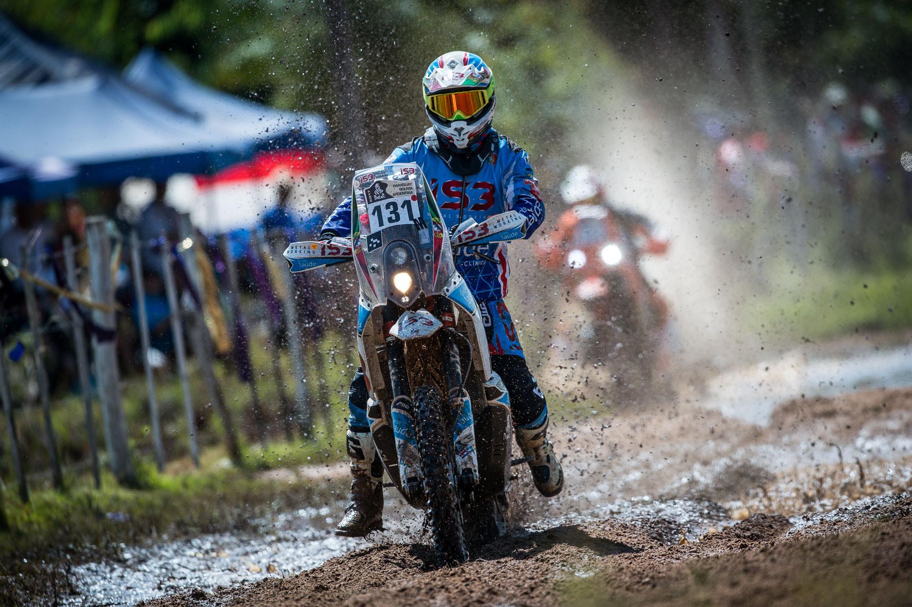 Fernando Sousa Jr. supera Rally Dakar 2017