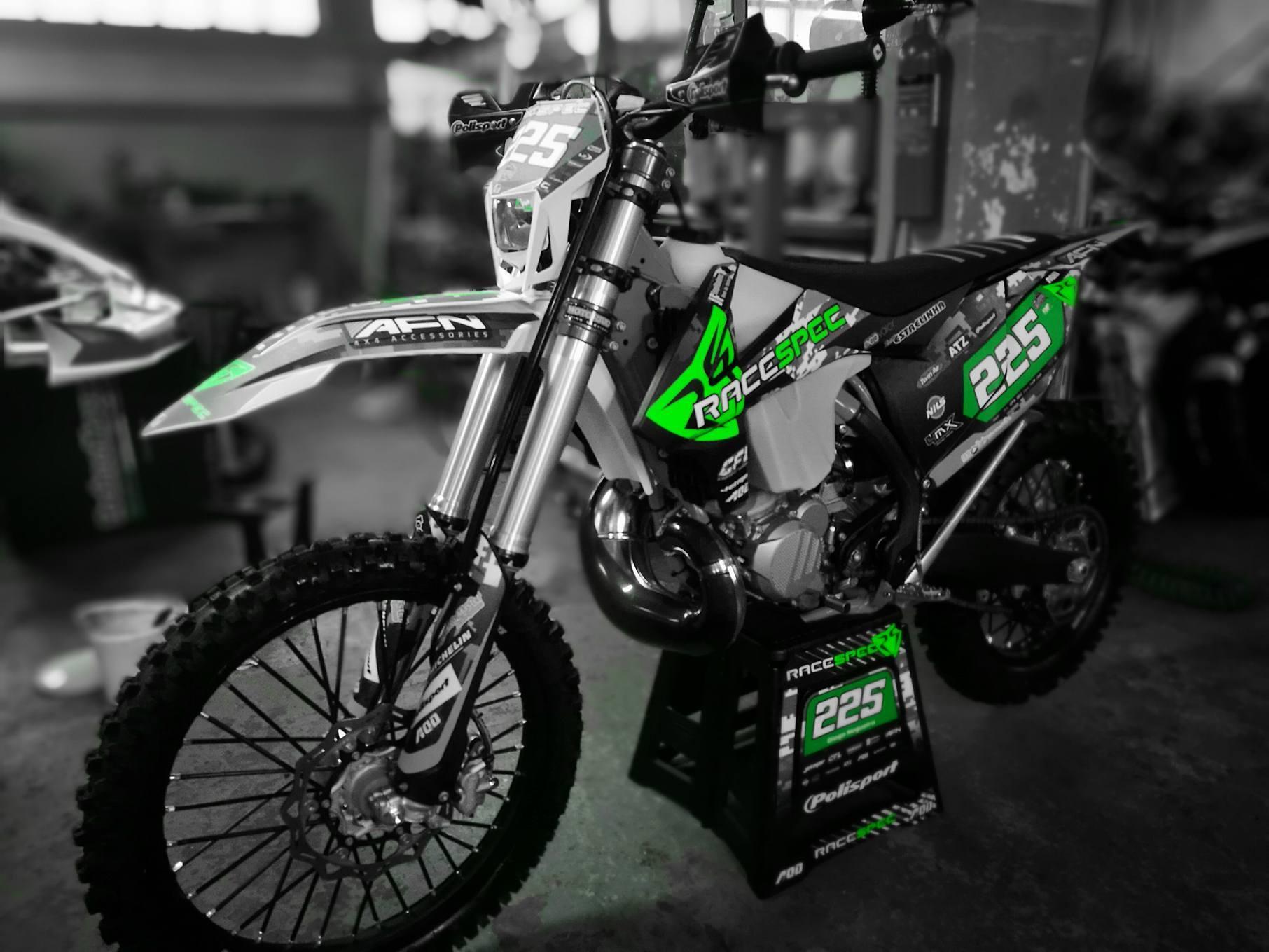RACESPEC|KTM|CFL preparada para Góis