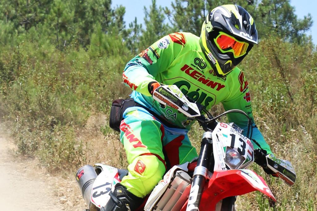 Góis Moto Clube sofre em jornada exigente