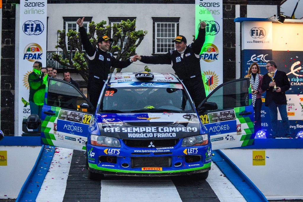 Licas Pimentel vence primeira jornada do Europeu - ERC2