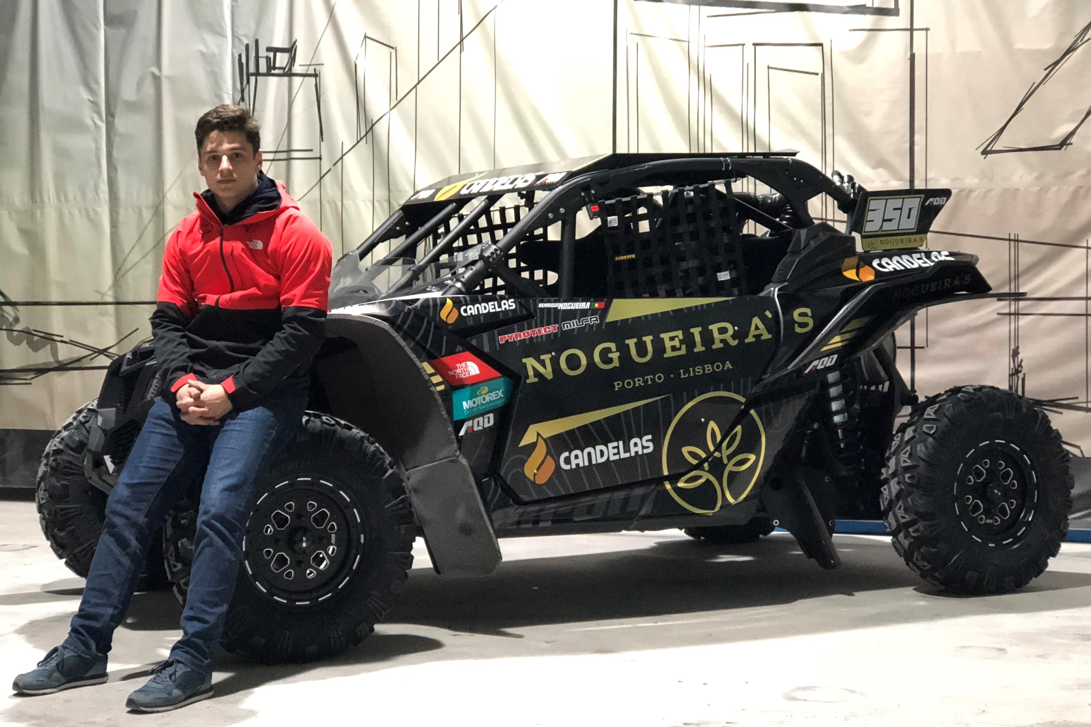 Henrique Nogueira de regresso ao Nacional de Todo-o-Terreno