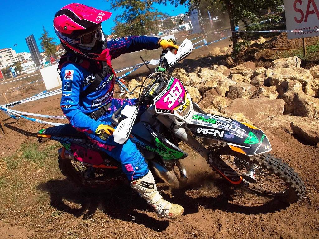Bruna Campeã com Racespec|CFL|KTM