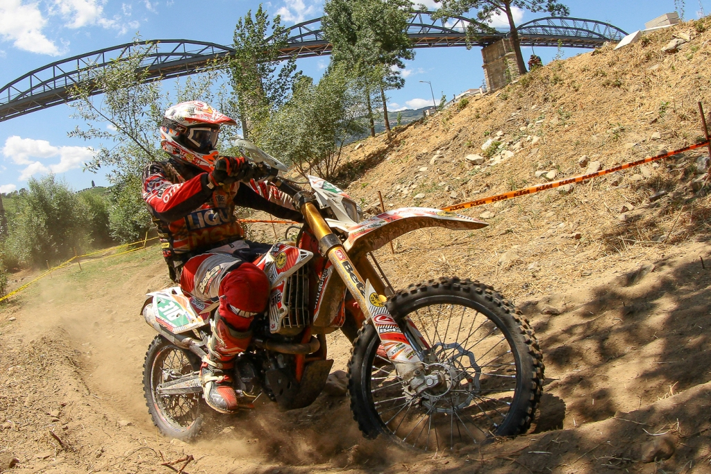 Paulo Amado no 4º Enduro Rotas do Douro