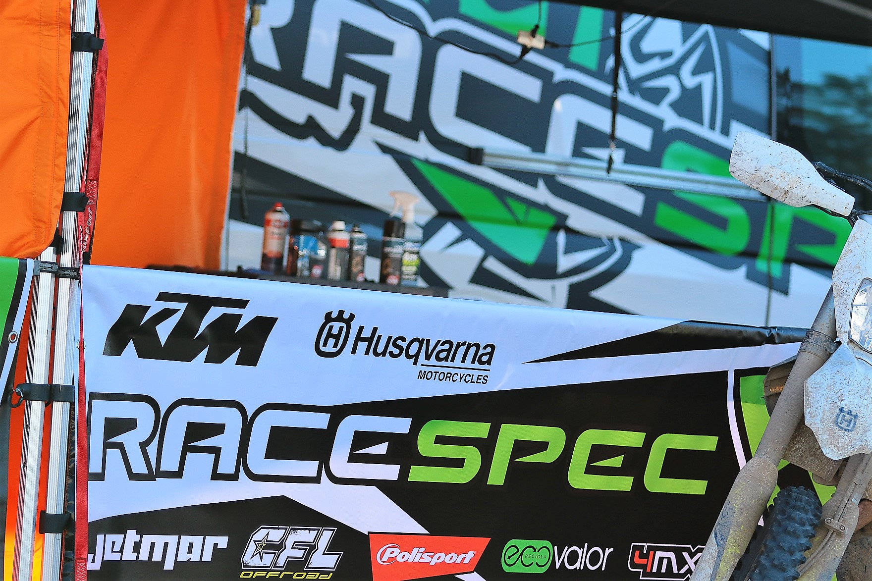 Team Racespec|CFL Offroad preparada para a nova temporada